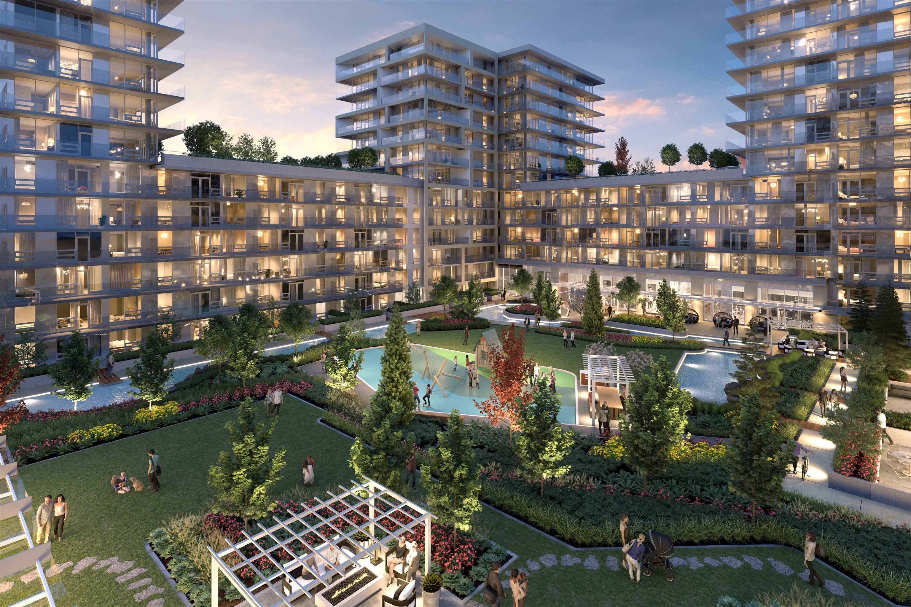 """Main Photo: 427 6340 NO. 3 Road in Richmond: Brighouse Condo for sale in """"PARAMOUNT TOWER 3"""" : MLS®# R2618960"""