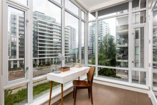 "Photo 11: 408 1633 ONTARIO Street in Vancouver: False Creek Condo for sale in ""KAYAK-Village on The Creek"" (Vancouver West)  : MLS®# R2471926"
