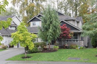 """Photo 1: 4926 217B Street in Langley: Murrayville House for sale in """"Creekside"""" : MLS®# R2118353"""