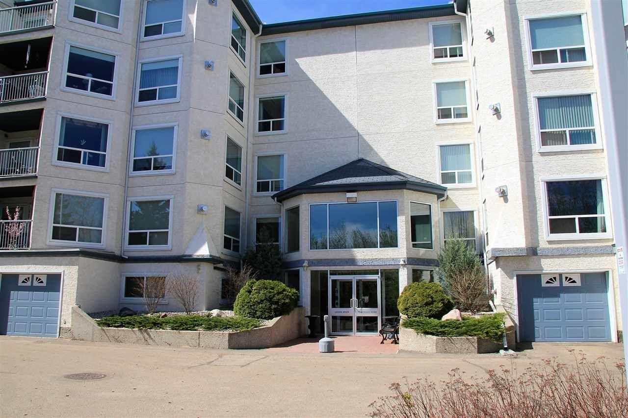 Main Photo: 511 75 GERVAIS Road: St. Albert Condo for sale : MLS®# E4226602
