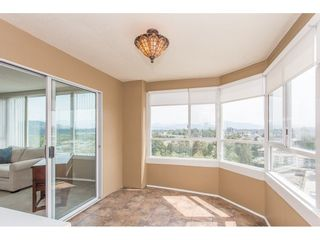 """Photo 16: 1405 3170 GLADWIN Road in Abbotsford: Central Abbotsford Condo for sale in """"Regency Tower"""" : MLS®# R2318450"""