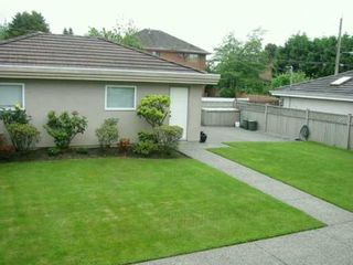 """Photo 8: 6638 FREMLIN ST in Vancouver: South Cambie House for sale in """"SOUTH CAMBIE"""" (Vancouver West)  : MLS®# V592223"""