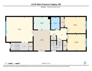 Photo 28: 216A Allan Crescent SE in Calgary: Acadia Semi Detached for sale : MLS®# A1062282