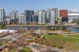 """Photo 31: 1008 1708 COLUMBIA Street in Vancouver: False Creek Condo for sale in """"Wall Centre- False Creek"""" (Vancouver West)  : MLS®# R2560917"""