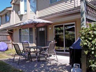 """Photo 8: 17 11580 BURNETT ST in Maple Ridge: East Central Townhouse for sale in """"CEDAR ESTATES"""" : MLS®# V603724"""