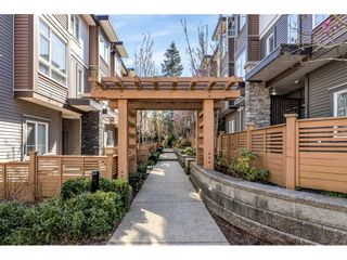 "Photo 30: 81 5888 144 Street in Surrey: Sullivan Station Townhouse for sale in ""One44"" : MLS®# R2563940"
