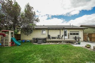 Photo 39: 118 Benesh Crescent in Saskatoon: Silverwood Heights Residential for sale : MLS®# SK864200