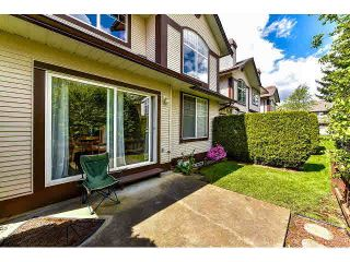 "Photo 19: 19 15959 82ND Avenue in Surrey: Fleetwood Tynehead Townhouse for sale in ""Cherry Tree Lane"" : MLS®# F1439528"