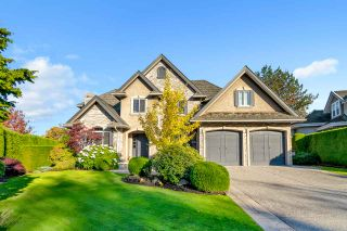 Photo 1: 16355 LINCOLN WOODS Court in Surrey: Morgan Creek House for sale (South Surrey White Rock)  : MLS®# R2508948