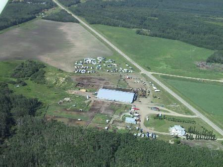 Main Photo: : RED for sale (Rural Bonnyville M.D.)