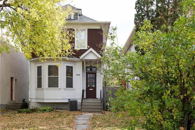 Main Photo: 348 Rosedale Street in Winnipeg: House for sale : MLS®# 202025569