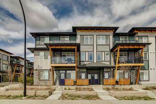 Photo 25: 19609 45 Street SE in Calgary: Seton Row/Townhouse for sale : MLS®# A1142177