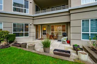 """Photo 22: 124 3098 GUILDFORD Way in Coquitlam: North Coquitlam Condo for sale in """"MARLBOROUGH HOUSE"""" : MLS®# R2555992"""
