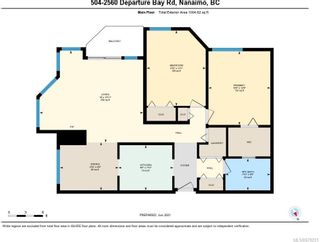 Photo 30: 504 2560 Departure Bay Rd in : Na Departure Bay Condo for sale (Nanaimo)  : MLS®# 879231