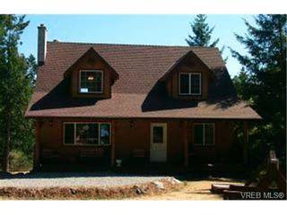 Photo 1: 37 Seagirt Rd in SOOKE: Sk East Sooke House for sale (Sooke)  : MLS®# 294334