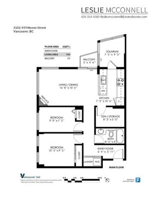 """Photo 36: 3102 939 HOMER Street in Vancouver: Yaletown Condo for sale in """"THE PINNACLE"""" (Vancouver West)  : MLS®# R2592462"""