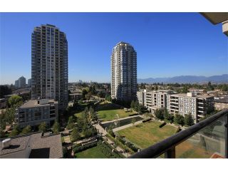 """Photo 9: 1101 7063 HALL Avenue in Burnaby: Highgate Condo for sale in """"EMERSON"""" (Burnaby South)  : MLS®# V971763"""