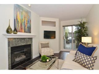 "Photo 2: 108 3278 HEATHER Street in Vancouver: Cambie Condo for sale in ""THE HEATHERSTONE"" (Vancouver West)  : MLS®# V1116295"