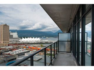 """Photo 5: 1906 108 W CORDOVA Street in Vancouver: Downtown VW Condo for sale in """"Woodwards W32"""" (Vancouver West)  : MLS®# V1121064"""