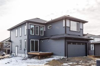Photo 44: 7446 COLONEL MEWBURN Road in Edmonton: Zone 27 House for sale : MLS®# E4233068