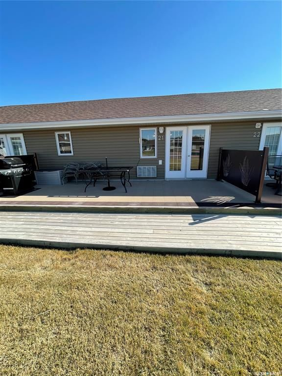 Main Photo: 21 1250 Aaro Avenue in Elbow: Residential for sale : MLS®# SK852208