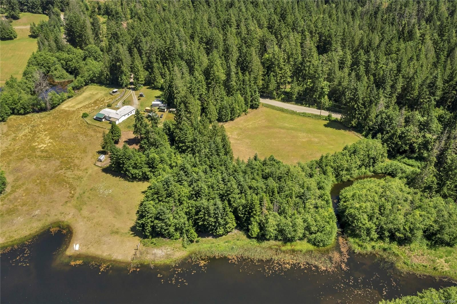 Photo 41: Photos: 3596 Riverside Rd in : ML Cobble Hill Manufactured Home for sale (Malahat & Area)  : MLS®# 879804