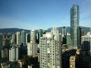 Photo 8: 2307 1028 BARCLAY Street in Vancouver: West End VW Condo for sale (Vancouver West)  : MLS®# V981090