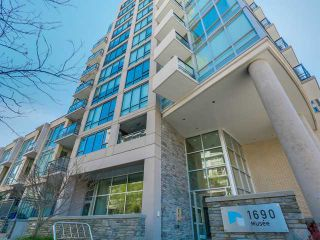 Photo 2: # 303 1690 W 8TH AV in Vancouver: Fairview VW Condo for sale (Vancouver West)  : MLS®# V1115522