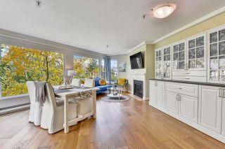"Photo 2: 305 2010 W 8TH Avenue in Vancouver: Kitsilano Condo for sale in ""Augustine Gardens"" (Vancouver West)  : MLS®# R2622573"