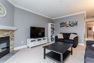 """Photo 12: 19 5664 208 Street in Langley: Langley City Townhouse for sale in """"The Meadows"""" : MLS®# R2244817"""