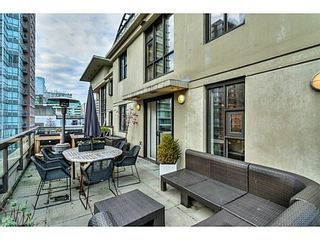 Photo 3: 607 538 SMITHE Street in Vancouver West: Downtown VW Home for sale ()  : MLS®# V1035615