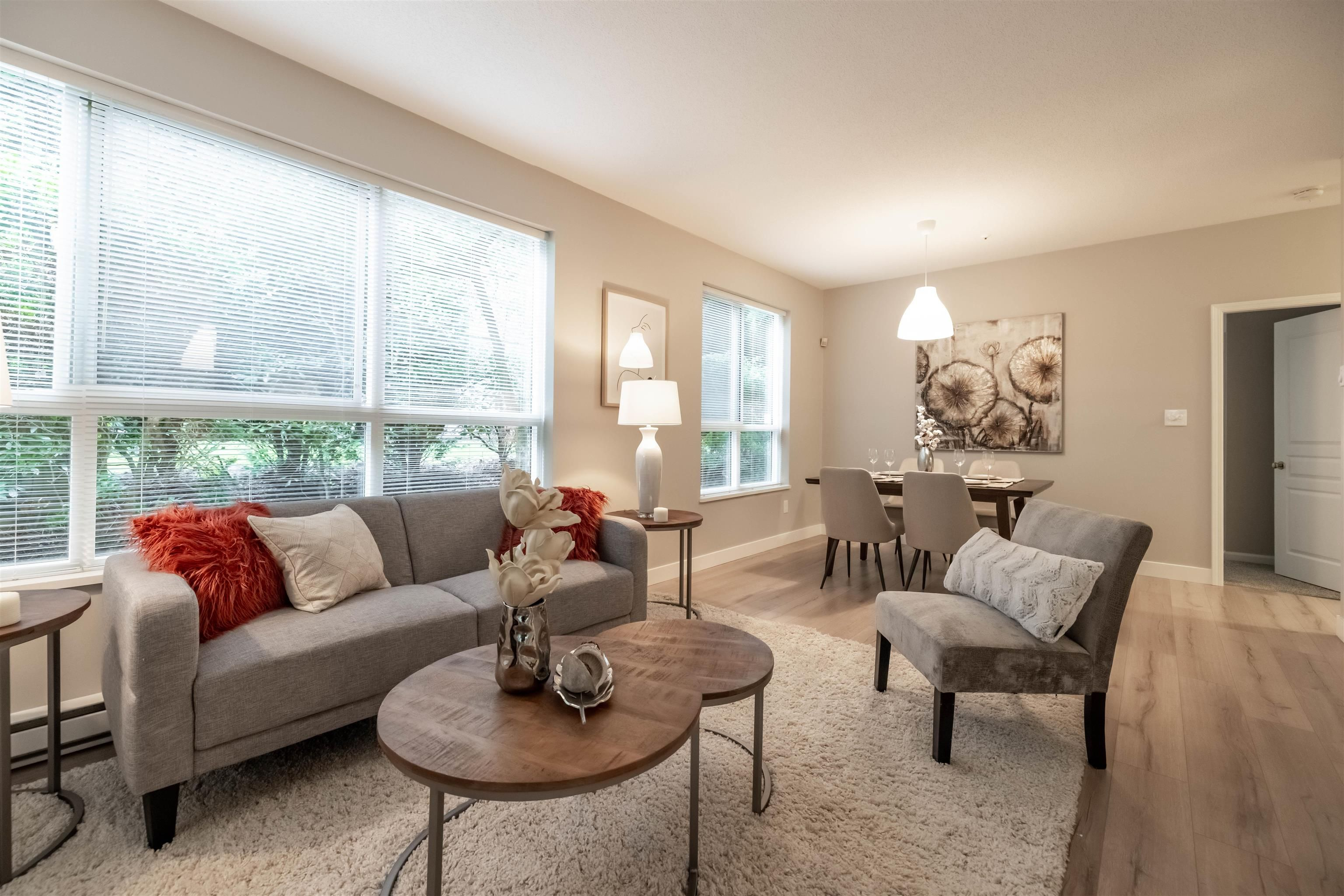 """Main Photo: 105 8139 121A Street in Surrey: Queen Mary Park Surrey Condo for sale in """"THE BIRCHES"""" : MLS®# R2623168"""