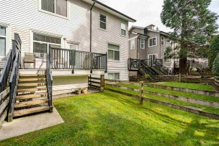 """Photo 29: 26 15075 60 Avenue in Surrey: Sullivan Station Townhouse for sale in """"NATURE'S WALK"""" : MLS®# R2560765"""