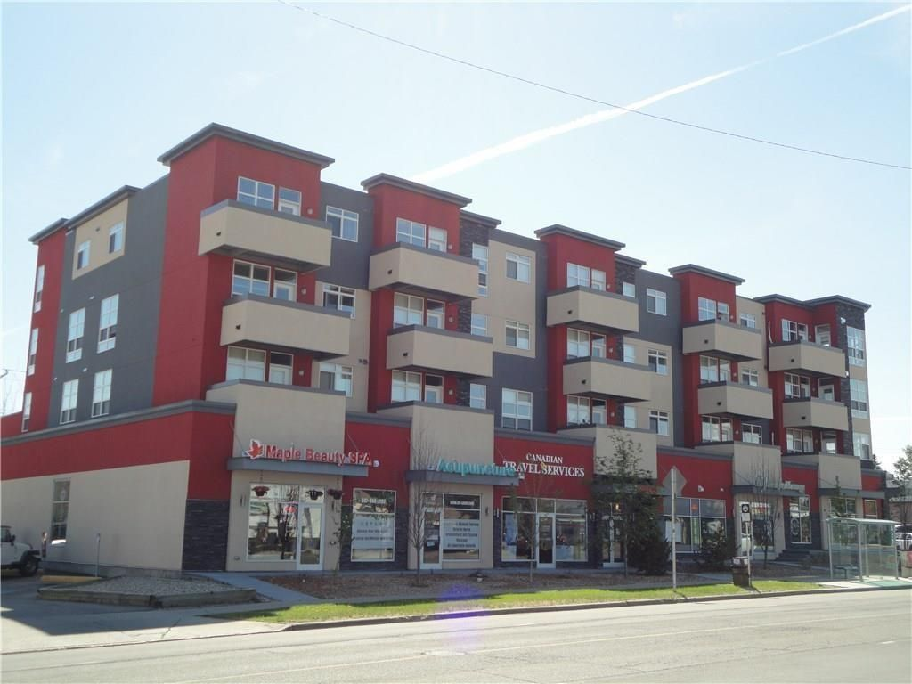 Main Photo: 107 2308 CENTRE Street NE in Calgary: Tuxedo Park Retail for sale : MLS®# C4177253