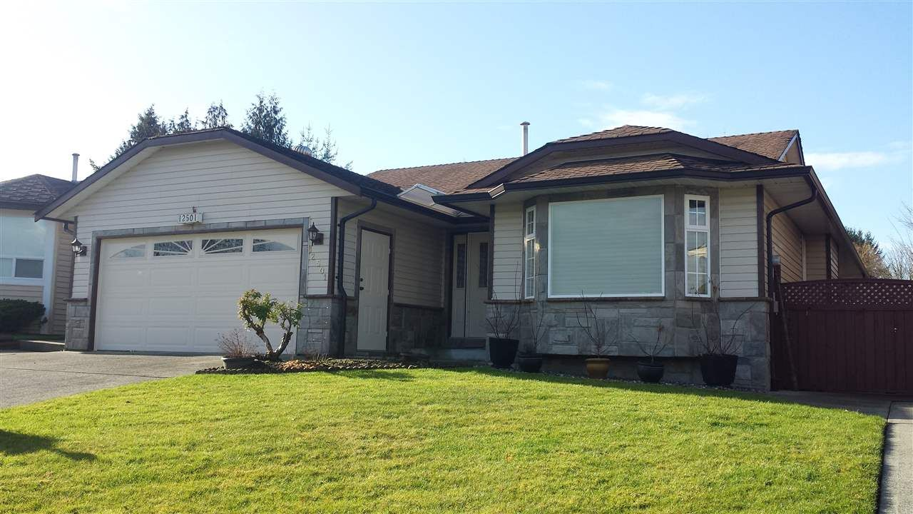 """Main Photo: 12501 219 Street in Maple Ridge: West Central House for sale in """"DAVISON SUBDIVISION"""" : MLS®# R2031570"""