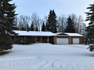 Photo 1: 140 Lac Ste. Anne Trail: Rural Sturgeon County House for sale : MLS®# E4224197