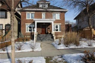Photo 1: 151 Machray Avenue in Winnipeg: Scotia Heights Residential for sale (4D)  : MLS®# 1800391
