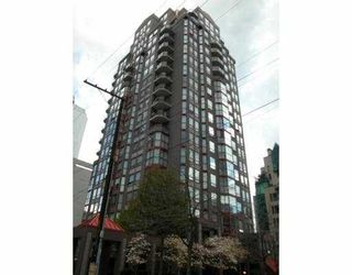 """Photo 1: 307 811 HELMCKEN Street in Vancouver: Downtown VW Condo for sale in """"IMPERIAL TOWER"""" (Vancouver West)  : MLS®# V702730"""