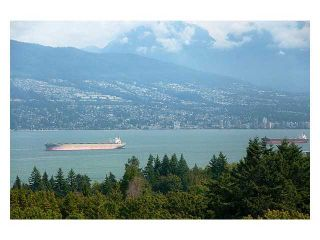 """Photo 1: 1105 5989 WALTER GAGE Road in Vancouver: University VW Condo for sale in """"CORUS"""" (Vancouver West)  : MLS®# V866037"""