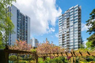 """Photo 2: 605 1740 COMOX Street in Vancouver: West End VW Condo for sale in """"THE SANDPIPER"""" (Vancouver West)  : MLS®# R2574694"""