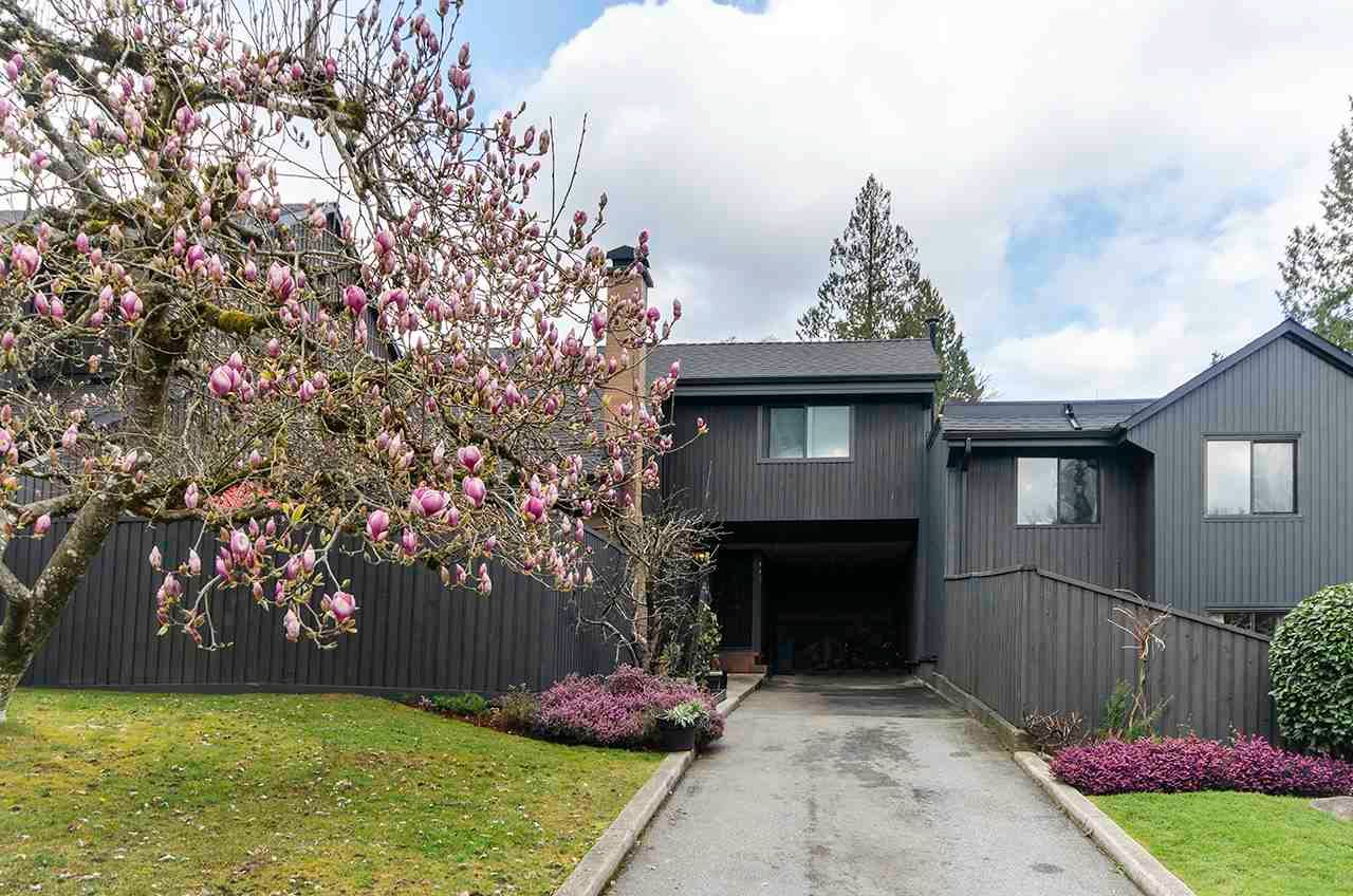 """Main Photo: 112 4001 MT SEYMOUR Parkway in North Vancouver: Dollarton Townhouse for sale in """"The Maples"""" : MLS®# R2563210"""