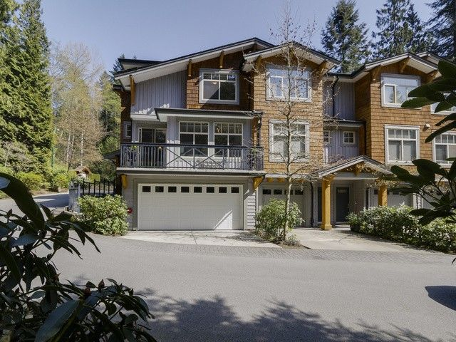Main Photo: 3115 Capilano Cr in North Vancouver: Capilano NV Townhouse for sale : MLS®# V1119780