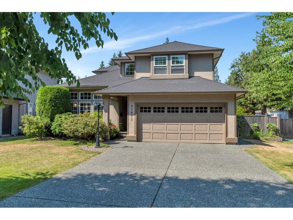"""Main Photo: 21071 43A Avenue in Langley: Brookswood Langley House for sale in """"Cedar Ridge"""" : MLS®# R2601506"""
