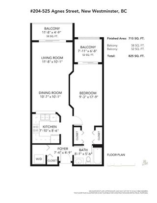 """Photo 22: 204 525 AGNES Street in New Westminster: Downtown NW Condo for sale in """"Agnes Terrace"""" : MLS®# R2518840"""