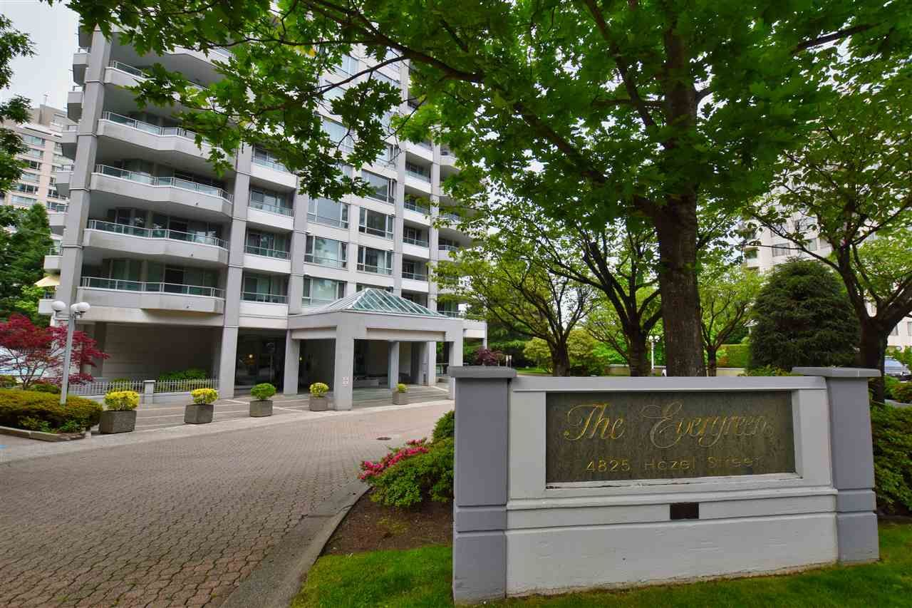 """Main Photo: 950 4825 HAZEL Street in Burnaby: Forest Glen BS Condo for sale in """"The Evergreen"""" (Burnaby South)  : MLS®# R2468680"""
