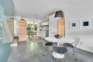 """Photo 4: 1879 W 2ND Avenue in Vancouver: Kitsilano Townhouse for sale in """"BLANC"""" (Vancouver West)  : MLS®# R2592670"""