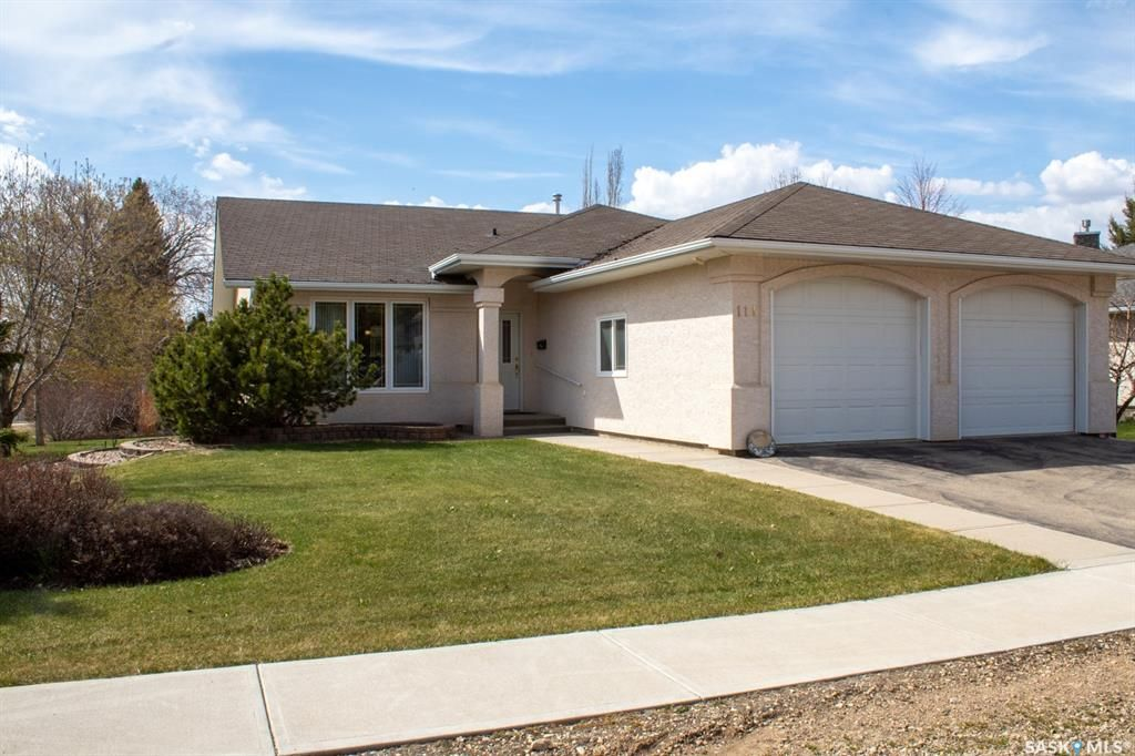 Main Photo: 111 3rd Avenue in St. Brieux: Residential for sale : MLS®# SK854889