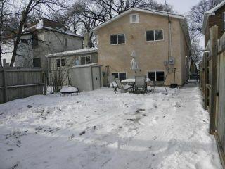 Photo 17: 837 Strathcona Street in WINNIPEG: West End / Wolseley Residential for sale (West Winnipeg)  : MLS®# 1203367