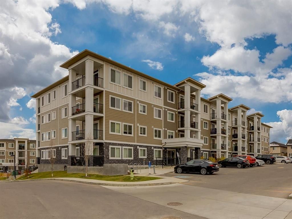 Main Photo: 2107 450 Sage Valley Drive NW in Calgary: Sage Hill Apartment for sale : MLS®# A1067884