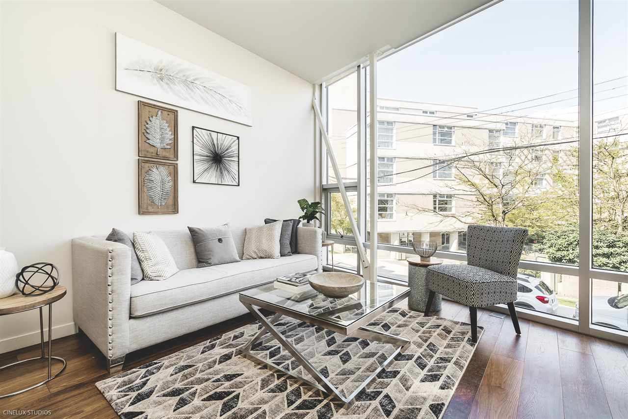 Main Photo: 3460 PORTER STREET in Vancouver: Victoria VE Townhouse for sale (Vancouver East)  : MLS®# R2262324